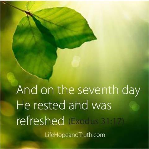 Happy Sabbath Esther Yvette